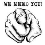 Vi har brug for dig - fælles arbejdsdag
